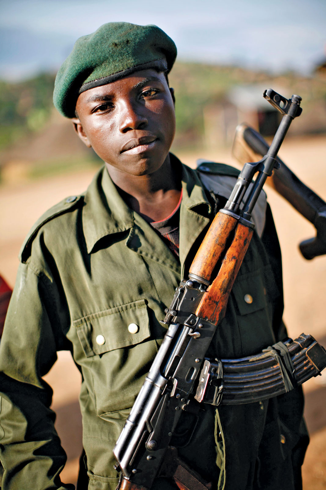 "child soldiers photo essay Photo credits: all photos by ross w muir, world vision canada, except photo on  p 39, by charles maingi,  80 per cent abducted child soldiers, the terrorists are  themselves  children a photo essay on the ""night commuters,"" prepared by."